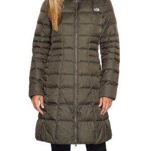THE NORTH FACE WOMEN'S METROPOLIS DOWN JACKET